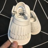 女寶寶涼鞋0-1歲公主嬰兒學步軟底防滑6-12個月男夏 KB378【每日三C】