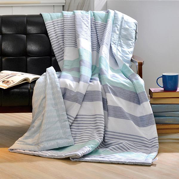 義大利La Belle《居家生活》純棉涼被(5x6.5尺)