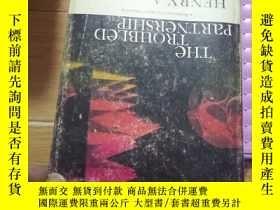 二手書博民逛書店THE罕見TROUBLED PARTNERSHIPY9837 HENRY A,KISSINGER COUNCI