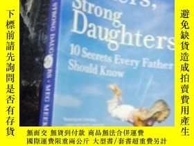 二手書博民逛書店Strong罕見fathers,Strong daughters