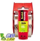 [COSCO代購] W127029 3M Scotch 超靜音透明膠帶 #145 - 48公釐 x 20.3公尺8入