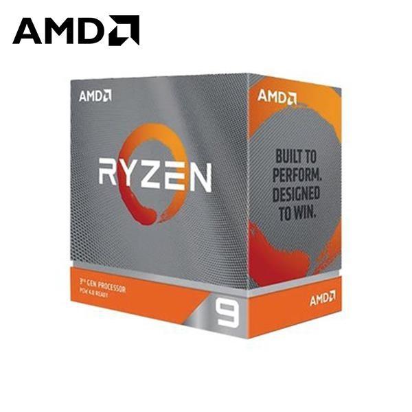 【南紡購物中心】AMD Ryzen 9-3900XT 3.8GHz 十二核心 中央處理器