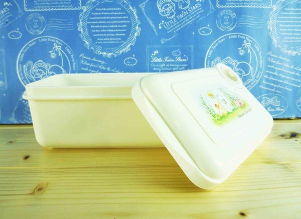 【震撼精品百貨】慕敏嚕嚕米家族_Moomin Valley~長便當盒-野餐