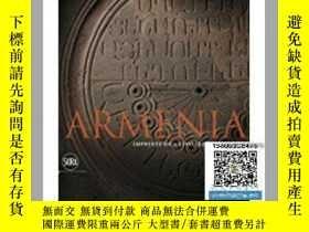二手書博民逛書店【罕見】Armenia: Imprints of a Civil