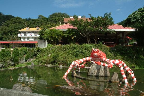 【e卡農場玩樂趣】宜蘭《北關農場》螃蟹博物館/彩繪螃蟹DIY/農場風味餐-1日遊單人兌換券
