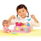 小美樂娃娃 配件 小熊廚房