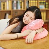 抱枕 辦公室抱枕午睡枕學生兒童午休枕趴趴枕夏季睡覺趴睡枕頭大號【韓國時尚週】
