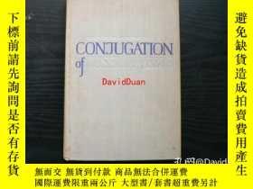 二手書博民逛書店Conjugation罕見of Russian verbs : reference book for foreig