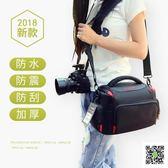 佳能相機包單反700D750D70D80D800D200D6D2單肩便攜攝影包微單M6  聖誕慶免運