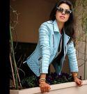 歐美女短款秋季皮夹克 機車顯瘦修身女士小外套5色100r48【Brag Na義式精品】