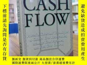 二手書博民逛書店ROBERT罕見A.COOKE:POSITIVE CASH FL