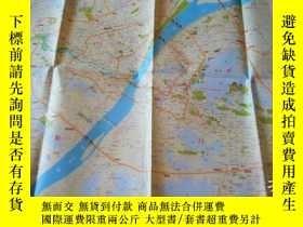 二手書博民逛書店武漢地圖(罕見)Y65557