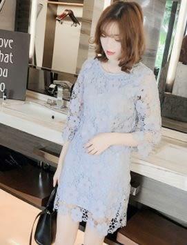 (45 Design)  訂做7天到貨 韓風婚紗禮服  高級訂製服洋裝連身裙團服訂製設計風格禮服 11