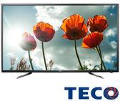 «免運費/贈桌上安裝» TECO 東元 50型低藍光IPS環繞LED液晶電視 TL50A2TRE【南霸天電器百貨】