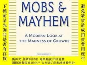 二手書博民逛書店Markets,罕見Mobs And MayhemY364682 Robert Menschel John W