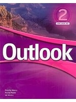 二手書博民逛書店《Outlook: Course Book Level 2》 R
