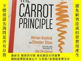 二手書博民逛書店人才聘用的胡蘿蔔原理罕見The Carrot Principle