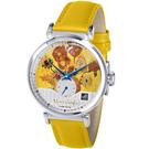 梵谷Van Gogh Swiss Watch小秒盤梵谷經典名畫女錶 C-SLLV-14 向日葵