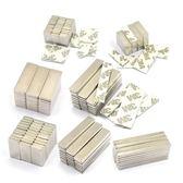 強磁鐵 磁鋼 吸鐵石長方形 磁鐵片 釹鐵高強磁鐵 帶3M雙面膠 吸鐵