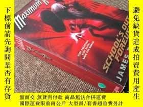 二手書博民逛書店Maximum罕見Ride Book 2: School s O