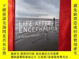 二手書博民逛書店Life罕見after Encephalitis: a narr
