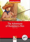 (二手書)Helbling Readers Red Series Level 3: The Adventures of Huckleber..