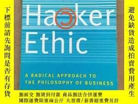 二手書博民逛書店The罕見Hacker Ethic:A Radical Appr