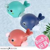會游泳的小海豚造型玩具 寶寶洗澡玩具