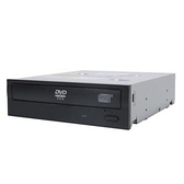 【綠蔭-免運】LITEON iHDS118(黑裸) 高速18X DVD光碟機