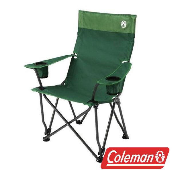 【美國Coleman】高背舒壓椅 CM-0503J 休閒椅 導演椅 靠背椅 折合椅 折疊椅 休閒椅 戶外椅 露營