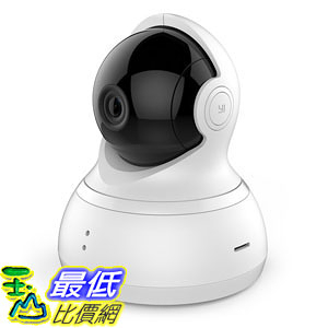 YI Dome Camera Pan/Tilt/Zoom Wireless IP Indoor Security Surveillance System 720p HD