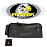 【敦煌樂器】RITTER RDS7-S00 SGL 鋼鐵灰色小型鼓棒袋
