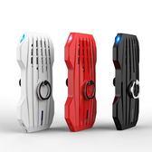 手機散熱器蘋果華為榮耀萬能通用支架風扇貼冰發燙降溫      易家樂