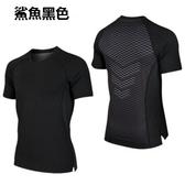 排汗衣 健身t恤男運動短袖速干籃球訓運動服套裝