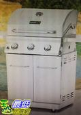 [COSCO代購] W1900624 Nexgrill 戶外三爐瓦斯烤爐