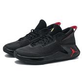 NIKE AIR JORDAN FLY LOCKDOWN 黑紅 籃球鞋  男 (布魯克林) AO1550-012