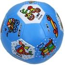 《享亮商城》4116B 6吋兒童安全球(交通工具圖) 成功