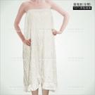 全開型美容衣裙-單件(魔術粘+鬆緊帶)SPA按摩[33730]