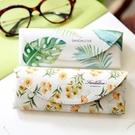 眼鏡盒 眼鏡盒女韓國小清新簡約眼睛盒 墨鏡盒復古優雅太陽鏡盒ins 少女