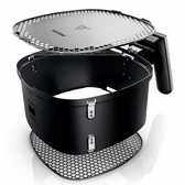 飛利浦 健康氣炸鍋專用防煙炸籃 HD9980 適用HD9220、HD9230