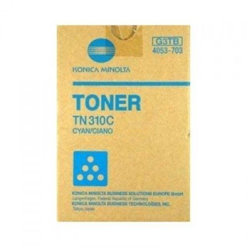 【含稅】金儀 Konica Minolta TN-310 影印機 原廠藍色碳粉匣 適用C350/C351/C450/C450P TN-310C 美樂達