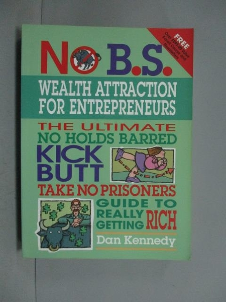 【書寶二手書T6/財經企管_HNZ】No B.S. Wealth Attraction for Entrepreneur