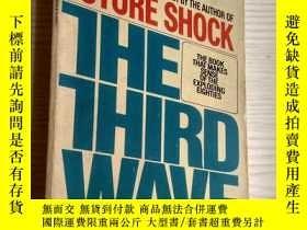 二手書博民逛書店【英文原版】The罕見Third Wave The Brilliant Bestseller by the Aut
