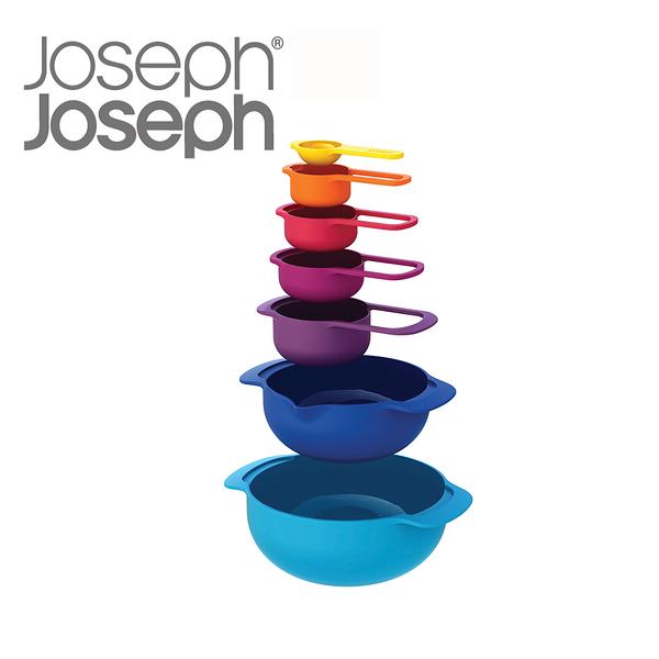 英國 Joseph Joseph 量杯打蛋盆7件組