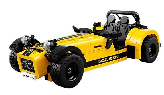 樂高Lego CREATOR  系列 【21307 IDEAS CATERHAM SEVEEN 620R】