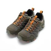 MERRELL MOAB FST 2 GORE-TEX 防水戶外鞋 淺橄綠/橘 ML77432 女鞋