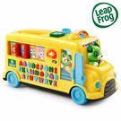 美國 Leap frog 跳跳蛙 動物字母發音小巴士