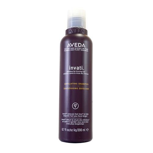 【岡山真愛香水化妝品批發館】AVEDA 蘊活菁華洗髮精 200ML Invati Exfoliating Shampoo
