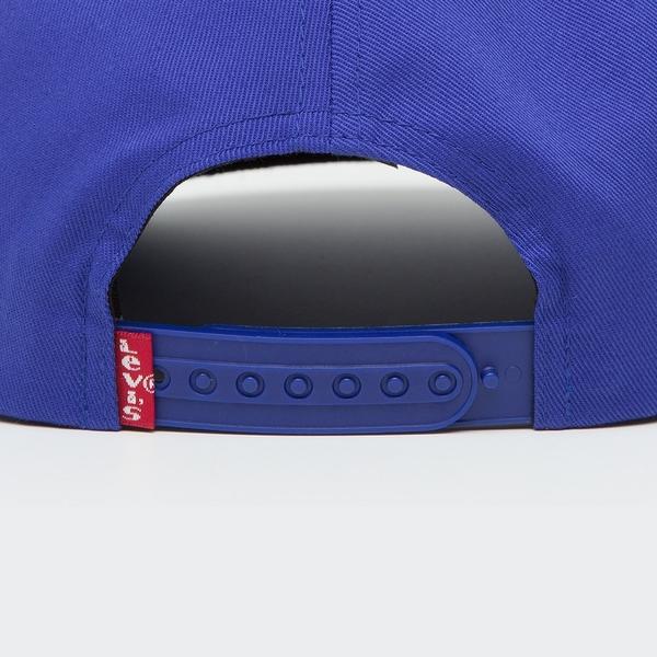 Levis 男女同款 棒球帽 / FlEXFIT 110專利科技 / Lazy Tab Logo