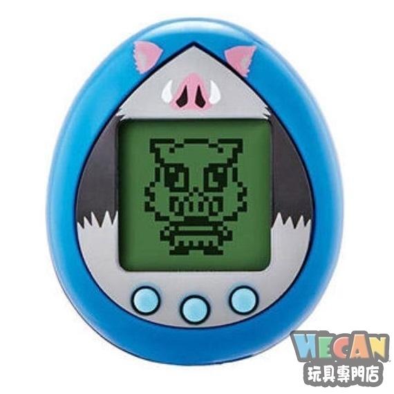 塔瑪可吉Tamagotchi 鬼滅之刃 嘴平伊之助 - 配色版 電子雞 寵物機/電子寵物 (BAN DAI) 56400